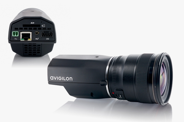 Security solutions with ACC and partners Avigilon